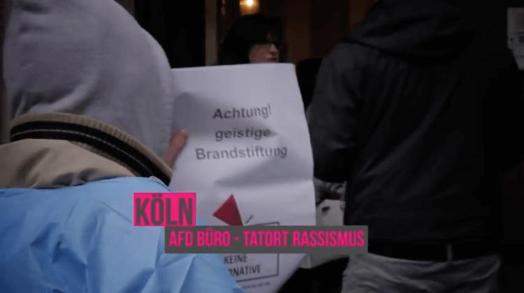 Das war erst der Anfang – Aktionswochenende gegen die AfD