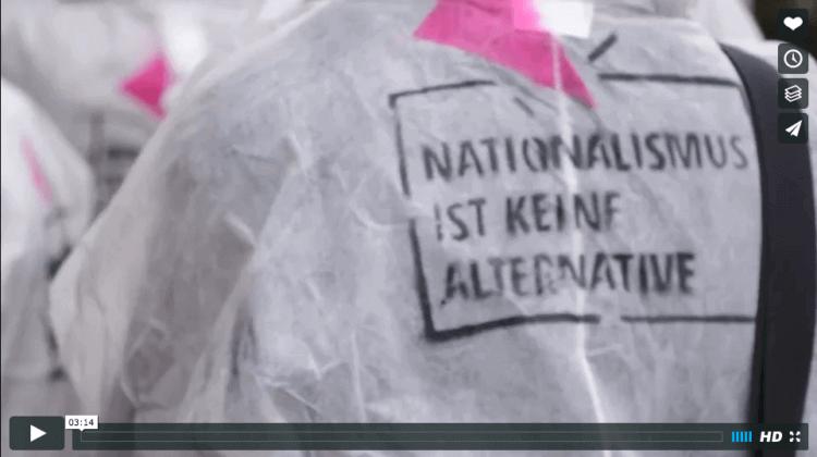 NIKA Aktivist*innen verhindern AfD-Treff in Bergisch Gladbach bei Köln