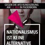 13.05. Paderborn: Höcke und die AfD aus der City jagen!
