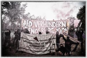Flensburg - Antifa bleibt Landarbeit