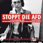 WTF! Vorabend-Demo gegen Beatrix von Storch, AfD und christliche Fundamentalist*innen