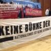 400 AntifaschistInnen verhindern Veranstaltung mit AfD an der Uni Köln
