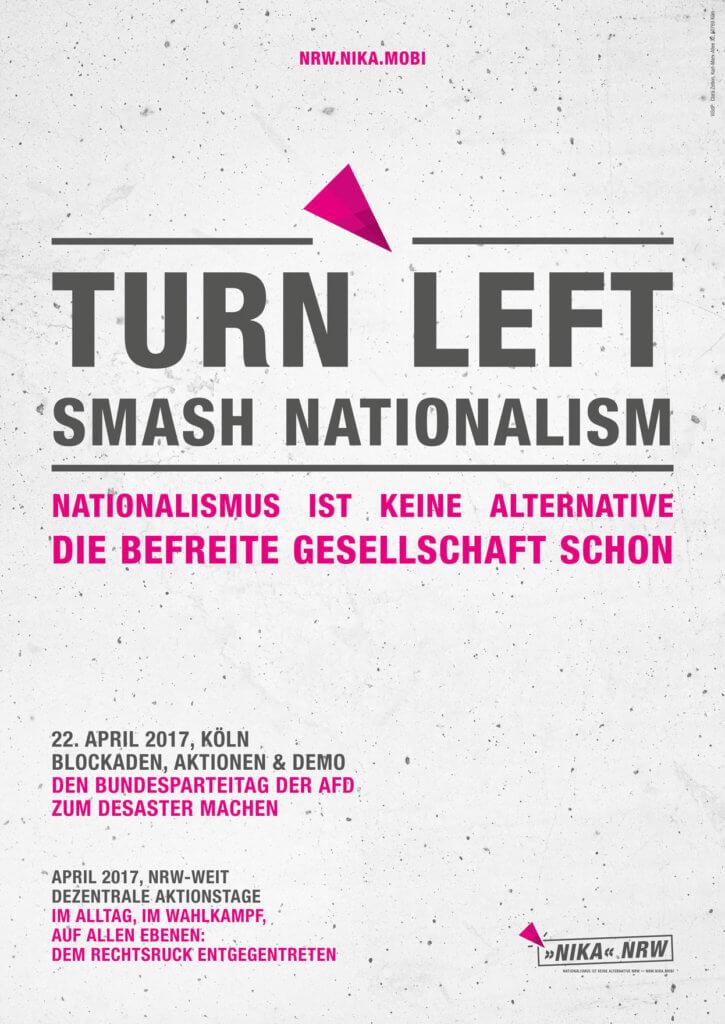 Plakat NIKA NRW Koeln