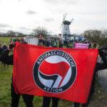 AfD-Wahlkampfauftakt in Westerholz gestört