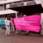 Gelsenkirchen: Maritim-Hotel besucht