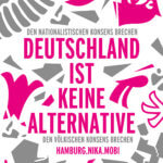 Deutschland ist keine Alternative – NIKA Hamburg geht an den Start!