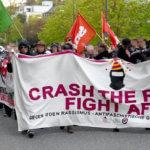 Kiel: 250 Antifaschist*innen am Wahlabend gegen AfD und Abschiebungen