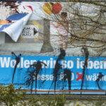 Neumünster: Werbung für AfD durch rechten Verein? Kann weg.