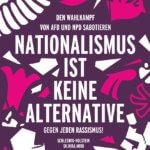 Kundgebung gegen den Einzug der AfD in den Pinneberger Kreistag