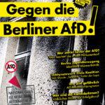 Neuauflage: Recherche-Broschüre zur Berliner AfD