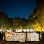 Wer schweigt, stimmt zu! Mehrere Tausend am Wahlabend auf der Straße gegen Rechtsruck & AfD