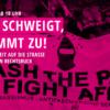 [Hamburg] WER SCHWEIGT, STIMMT ZU! – 24.09.2017 19 Uhr Der AfD die Wahlparty vermiesen!