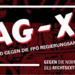 Tag X – Widerstand gegen die FPÖ Regierungsbeteiligung