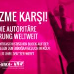 29.9. Antifa-Block auf der Großdemo gegen den Erdogan-Besuch in Köln