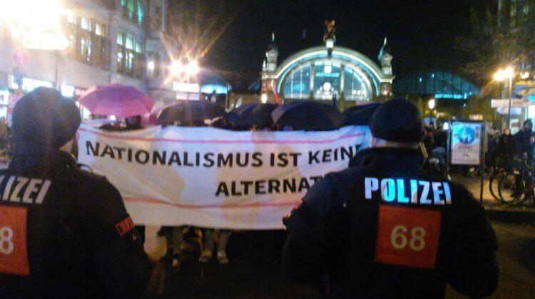 Frankfurt: Kein unkommentierter Einzug der hessischen AfD in den Landtag!
